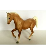 Breyer Traditional Horse Faith Family Arabian Stallion Palomino 1967-198... - $25.49