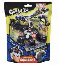 Heroes Of Goo Jit Zu Marvel Venom Brand New  - $32.70