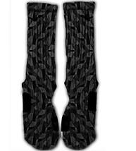 Custom Shadow Prisms Nike Elite Socks ALL Sizes FAST SHIPPING - $23.99
