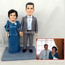 Anime wedding Toys Figure Wedding Gift Statue Carbings Custom Polymer Cl... - $148.00
