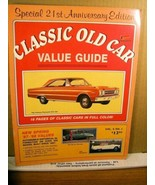Classic Old Car Value Guide 1987-1988, 1987 by Quentin Craft (1987, Pape... - $7.19
