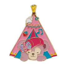 Duffy + Friends Disney Lapel Pin: ShellieMay Summer Camp Tent - $29.90
