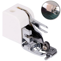 Household Presser Foot Press Feet Side Cutter White Sewing Machine Parts... - $24.97