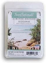 ScentSationals Wickless Hideaway Tangelo and Sea Salt Wax Cubes 2.5 oz (... - $10.07