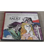 Vintage Faust, Charles Gounod  Four Record Set, 33.3 RPM VERY GOOD CONDI... - $16.82