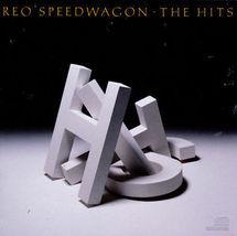 REO Speedwagon ( The Hits ) CD - $2.50