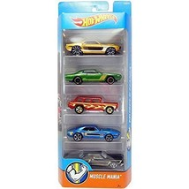 Hot Wheels, 2016 Muscle Mania 5-Pack - €23,81 EUR