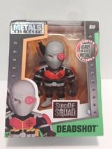 Jada Toys Metals DEADSHOT Masked Suicide Squad  4 inch Movie Figure Gift Kids - $15.85