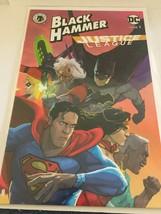 2020 Dark Horse DC Comics Black Hammer Justice League Cross Over #1 - $19.95