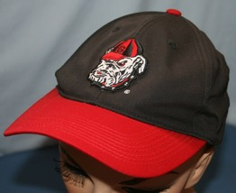 Georgia Bulldogs Adjustable Hat Baseball Cap  NCAA College Bull Dogs - $20.99
