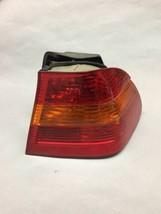 2003 2004 2005 BMW 330i Sedan Right Passenger Side Tail Light OEM - $32.71