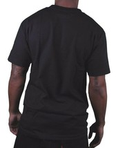 Deadline Mens Black Olympic Rings Handcuffs Crew Neck T-Shirt NWT image 2