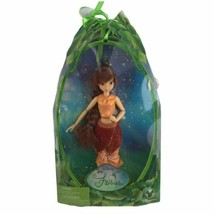 """2013 Disney Store Exclusive Tinkerbell Fairies Fawn Fairy Doll Brunette 12"""" - $37.04"""