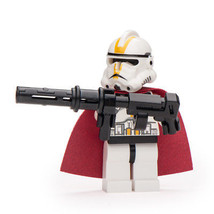 LEGO® Star Wars™ Star Wars - Elite Ep3 Clone Trooper with Cape and Heavy... - $5.83