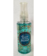 Bath & Body Works FROSTED COCONUT SNOWBALL Fragrance Mist Holiday 3 oz/8... - $14.75