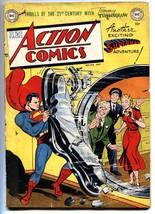 ACTION COMICS #146 comic book SUPERMAN 1950-DC Golden-Age - $181.88