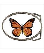 Monarch Butterfly Womens Ladies Belt Buckle - $17.99