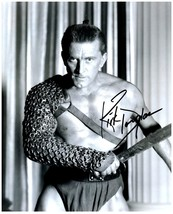 KIRK DOUGLAS SIGNED AUTOGRAPHED 8X10 PHOTO w/ Certificate of Authenticity  5836 - $90.00