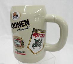 Octoberfest Lunen Sud 1995 Stoneware Beer Stein Mug German - $17.41