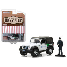 2016 Jeep Wrangler US Customs and Border Protection with Officer Figure ... - $16.88