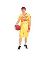Dodgeball Average Joe's Costume Yellow - $49.98