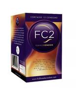 FC2 Female Condoms 12 Count - Expiration 03/25 - $14.84