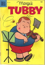 Marge's Tubby Comic Book #18, Little Lulu Dell Comics 1956 FINE- - $14.49