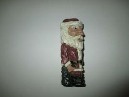 "5"" Tall Heavy Santa Claus - $2.99"