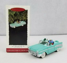 Hallmark Keepsakes 1957 Chevrolet Bel Air Classic Car Ornament 1994 4th in Serie - $11.75