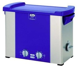 Elmasonic E60H 6-Quart (1.5 Gal) Ultrasonic Cleaner with Heater - $678.15