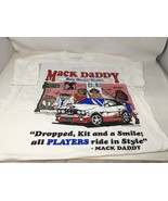 1994 B.R.O. Clothing Mack Daddy Busy Mackin's Women - L T-shirt Feaknik ... - £51.81 GBP