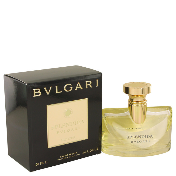 Primary image for Bvlgari Splendida Iris D'or by Bvlgari Eau De Parfum Spray 3.4 oz for Women