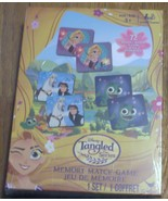 Disney Tangled The Series Memory Match Game 72 Cards  - $12.19