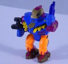 "Z-Bots JABB (Spikes) 2"" Voids Action Figure 1994 Galoob Micro Machines S... - $7.83"