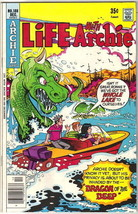 Life With Archie Comic Book #188, Archie 1977 VERY GOOD - $4.50