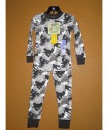 New Kirkland Signature Boys Size 4 Organic Cotton Pajama 2 Piece Set Sleep - $16.82