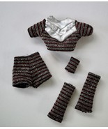 Vintage Mego Celebrity Doll Clothes, Cher? Sparkly outfit, leg warmers, ... - $23.65