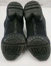 Capezio Fierce Dansneaker Split Sole Size 7 Jazz Hip Hop Shoes Black image 6