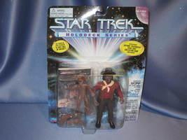 Star Trek - Holodeck Series - Sheriff Worf. - $14.00