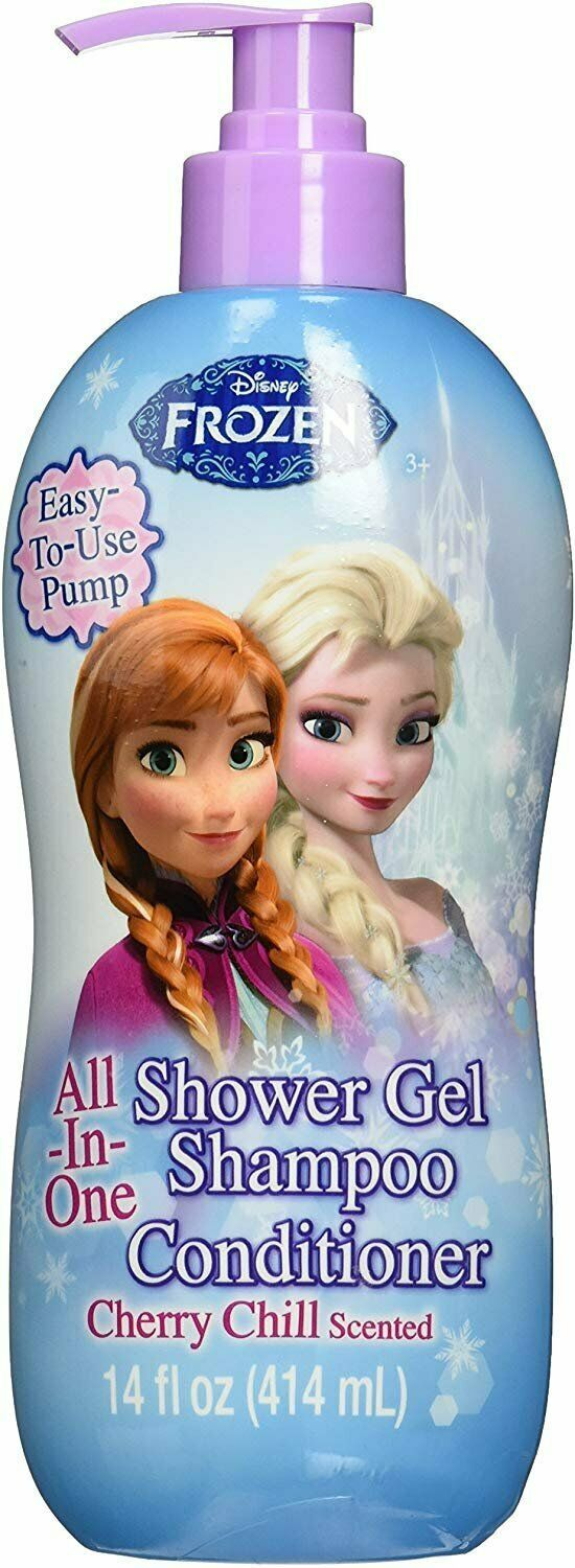 Primary image for Frozen All-in-one Shower Gel/shampoo/conditioner