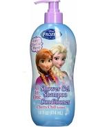 Frozen All-in-one Shower Gel/shampoo/conditioner - $14.80