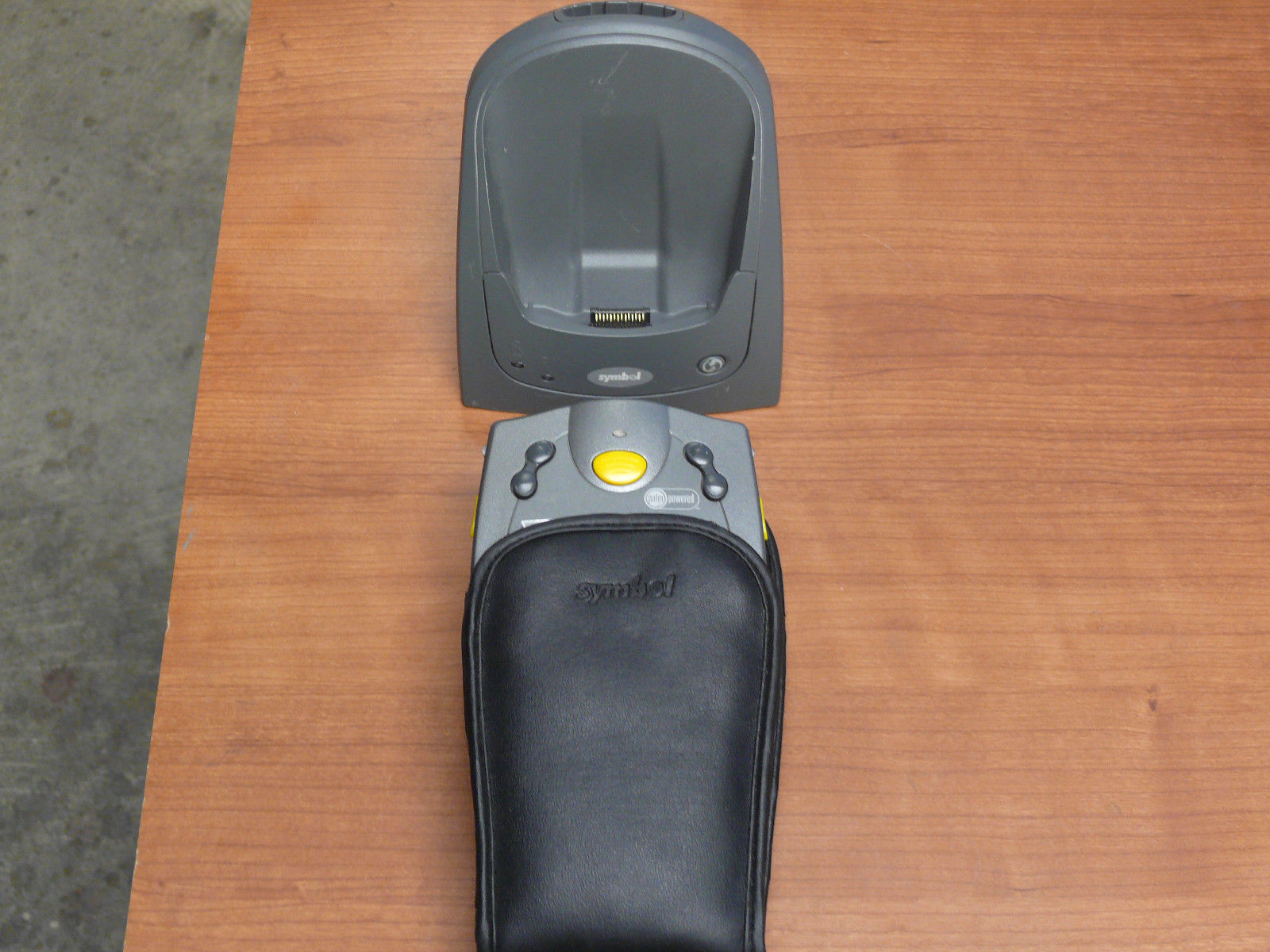Symbol N410 Hand Held Laser Barcode Scanner And 50 Similar Items