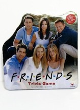 Friends Trivia Board Game 2002 Cardinal TV Show  Collectors Tin ***COMPLETE*** - $31.67