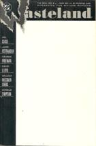 Wasteland - The Real #6 - May 1988 - Dc Comics - John Ostrander & Del Close - $2.98