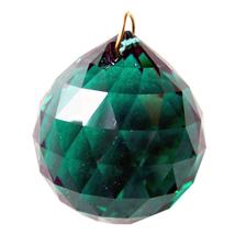 Swarovski 40mm Crystal Faceted Ball Prism image 11