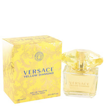 Versace Yellow Diamond Perfume 3.0 Oz Eau De Toilette Spray image 5