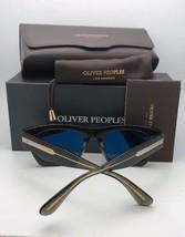 New Oliver Peoples Sunglasses Isba 5376SU 1641R5 51-20 Black Frame w/Grey Lenses - $454.95