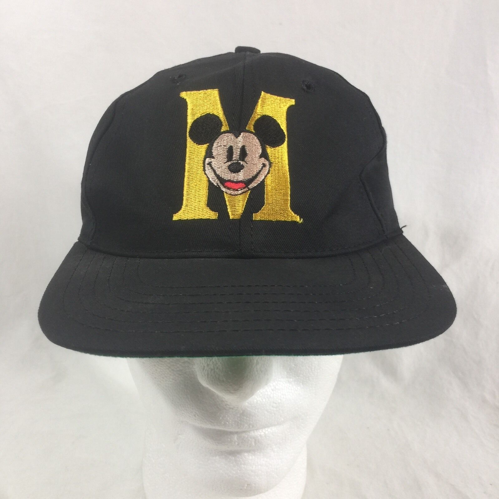 31c4395c760 Walt Disney World Mickey Mouse Hat Cap Black and 50 similar items. S l1600
