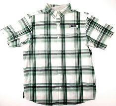 Columbia PFG Men's Omni Shade Fishing Shirt Size Large Plaid Multicolor RE6 - $9.89