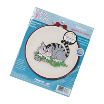 Dimensions 50031-012 Crafts Point, A Cat And A Mouse - $59.99
